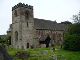 St Michael And All Angels Tatenhill